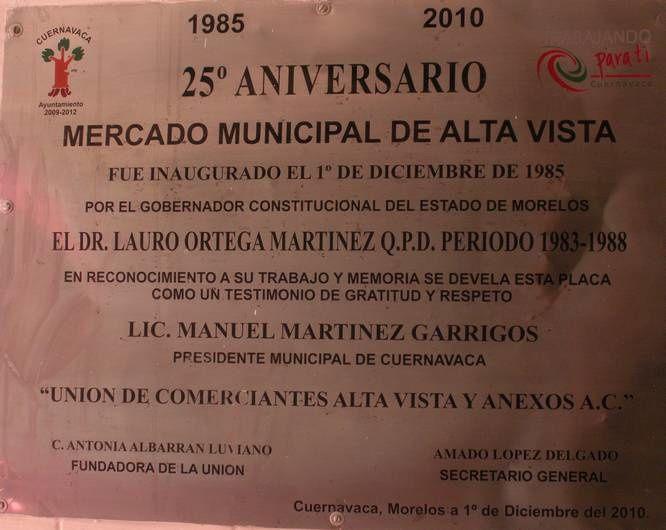 Mexique : Au mercado municipal la crèche ne choque personne