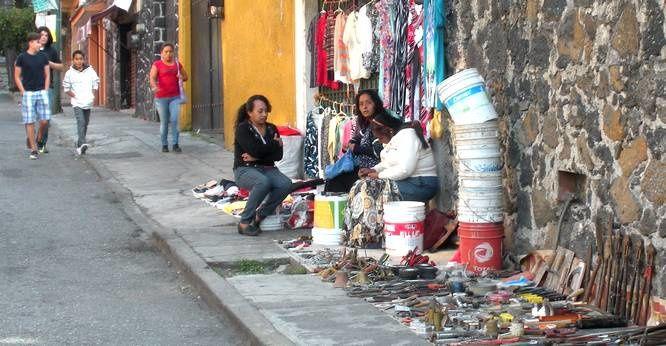 L'authenticité des petits commerces sur les hauteurs de Cuernavaca