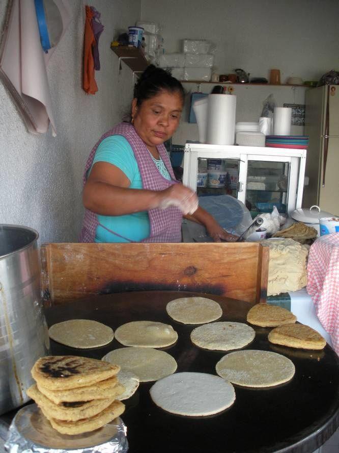 Recettes issues du maïs nourricier des Mexicains : itacate et tlacoyo