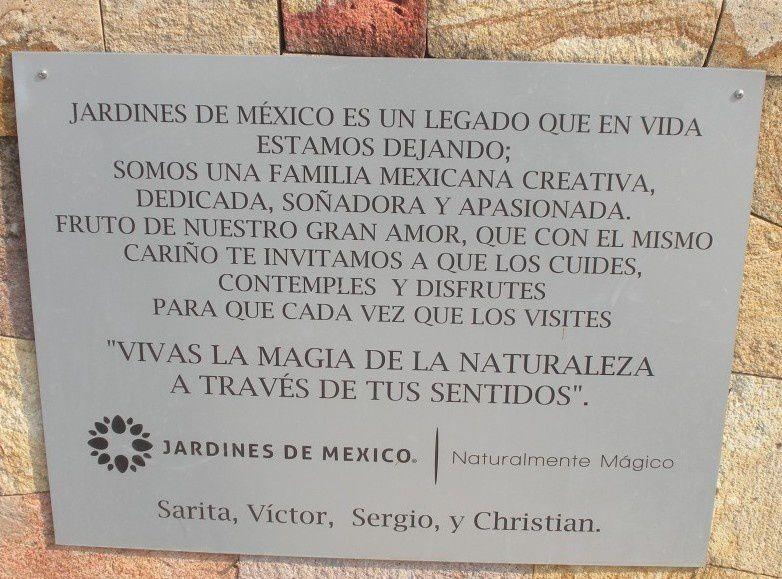 Promenade tropicale dans les Jardines de Mexico, la magie de la nature en l'état de Morelos