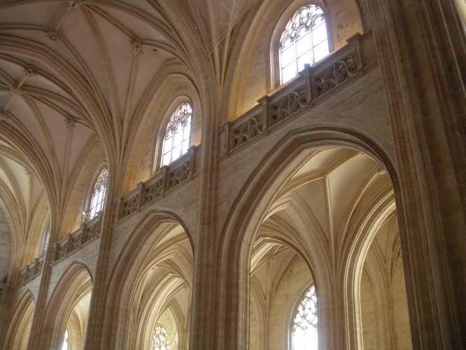 Le monastère royal de Brou, autour de trois tombeaux princiers, le monument préféré des Français