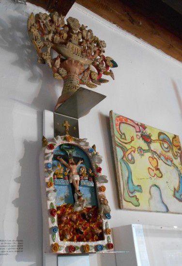A Noyers-sur-Serein, l'incontournable musée des arts naïfs et populaires