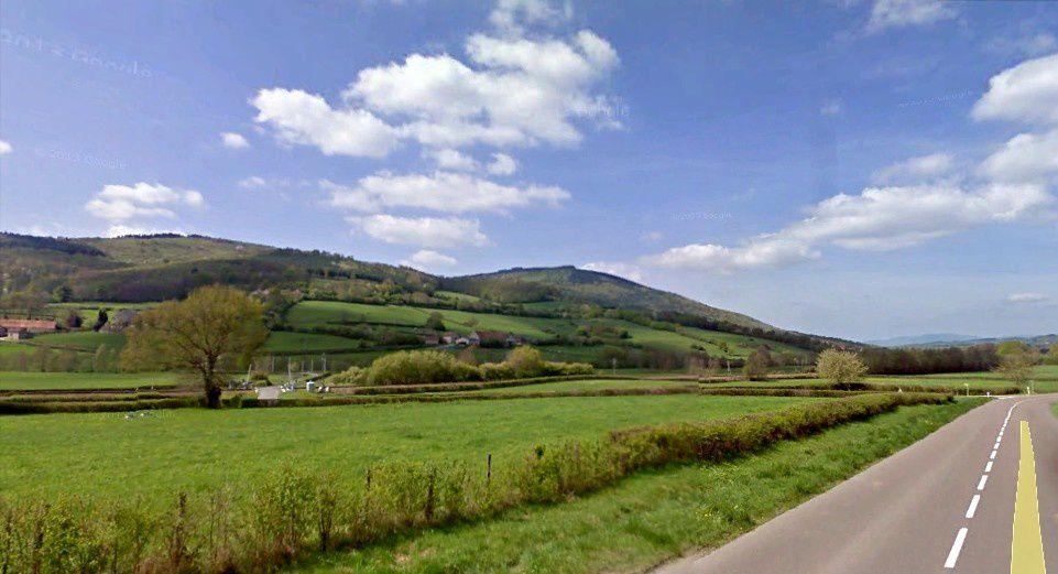 Autun, la balade entre deux vallées, Arroux et Mesvrin