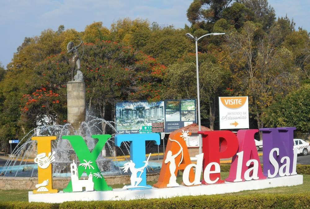 Le village magique d'Ixtapan ne manque pas de sel