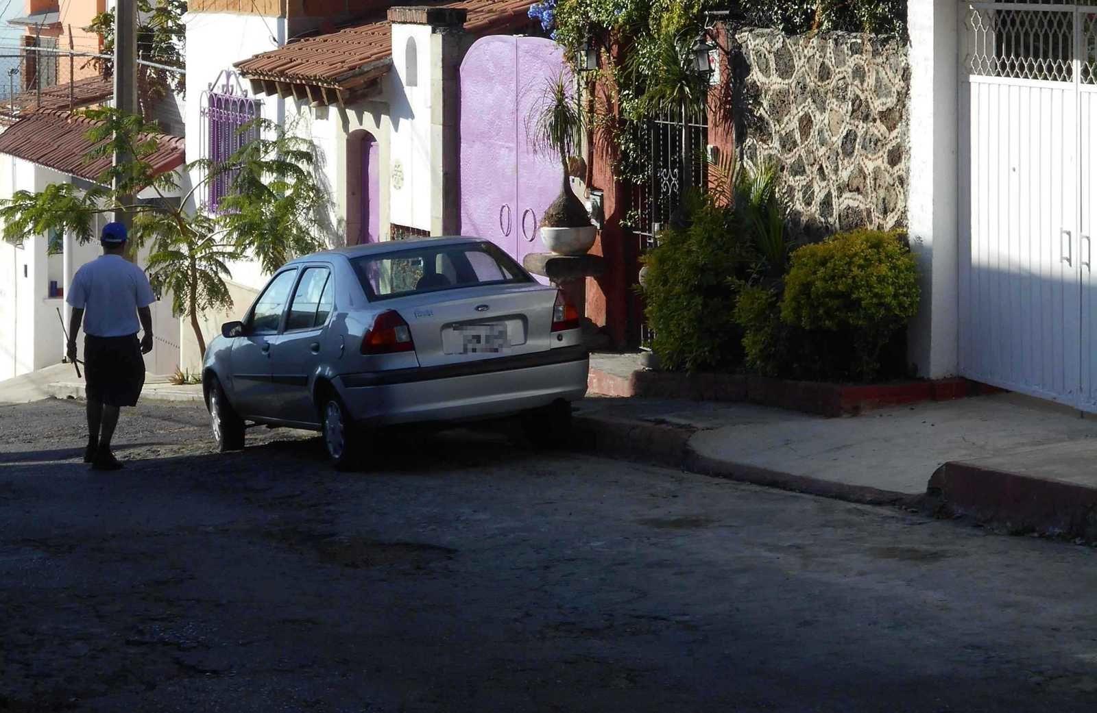Flash sur les maisons de Cuernavaca