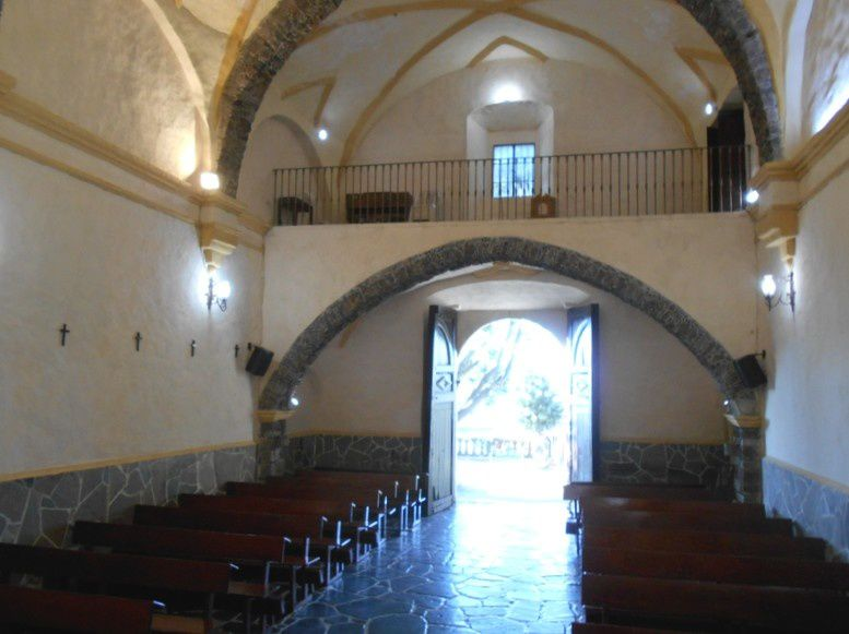 De nouvelles photographies de San Jéronimo à Cuernavaca