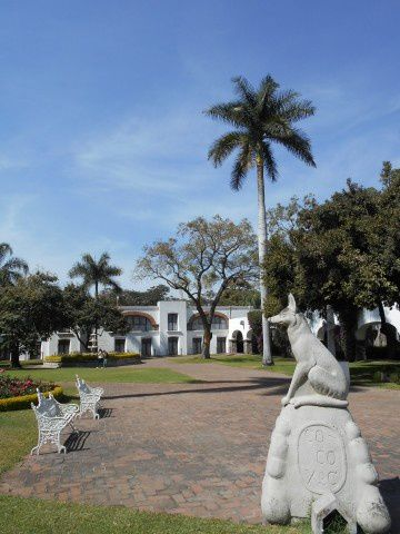 Un paradis de grande qualité patrimoniale, la hacienda de Cocoyok, histoire (2)