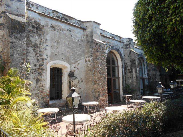 Un paradis de grande qualité patrimoniale, la hacienda de Cocoyok (1)