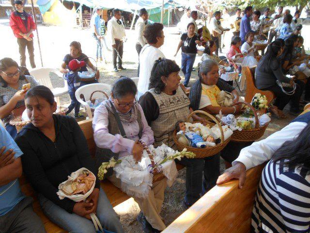 La Chandeleur à Tepoztlan: une très grande fête familiale (réédition)