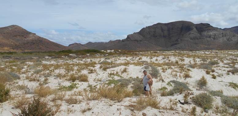 Après les belles assiettes, les belles plages - de rêve - de La Paz (7)