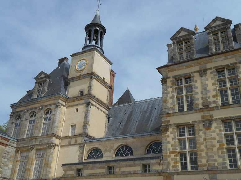 L'indescriptible (ou presque) beauté  du château royal de Fontainebleau - 1