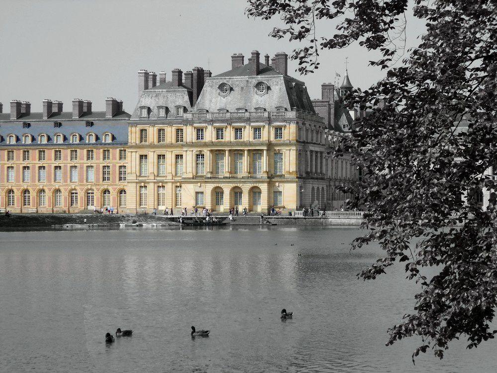 L'indescriptible (ou presque) beauté du château royal de Fontainebleau - 3 -