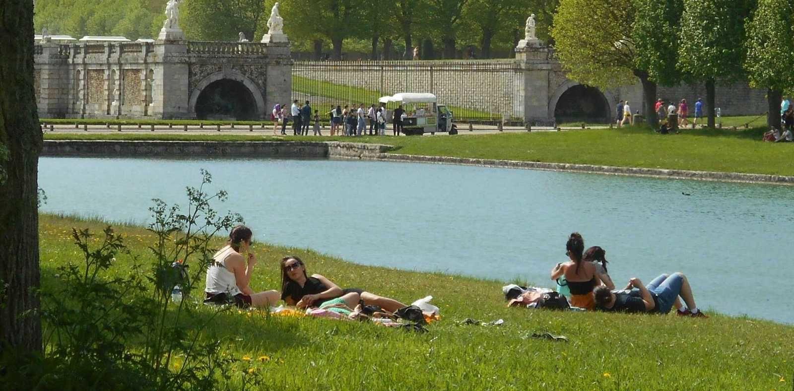 Des images dans l'image: de quoi multiplier les photos de Fontainebleau
