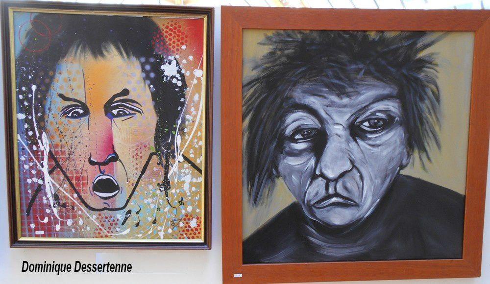 Les Artistes Autunois Contemporains exposent au coeur de la ville d'art et d'histoire