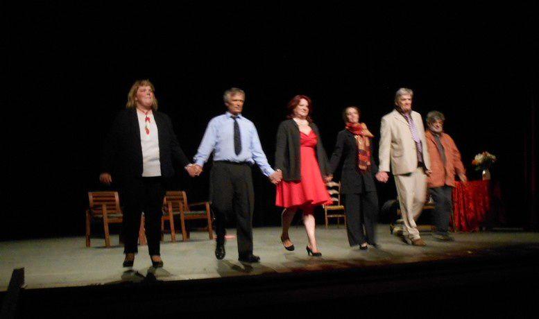 La troupe du théâtre de l'Echange : votez pour elle !