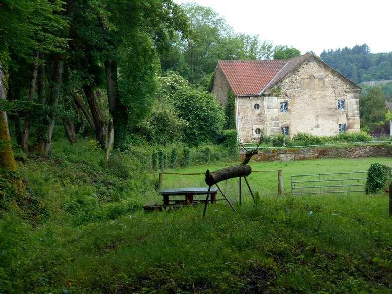 Quand un chemin autunois me fait penser à une vallée fameuse du Boulonnais!