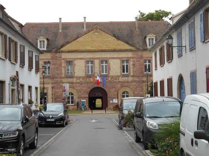 Neuf-Brisach et Vauban au patrimoine mondial de l'Unesco