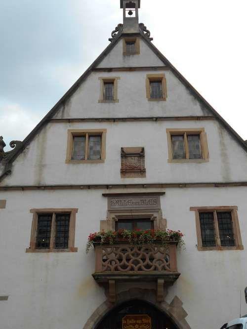 Coup de cœur pour Obernai et ses colombages