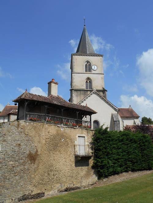 Epoisses, un village célèbre par son fromage bourguignon