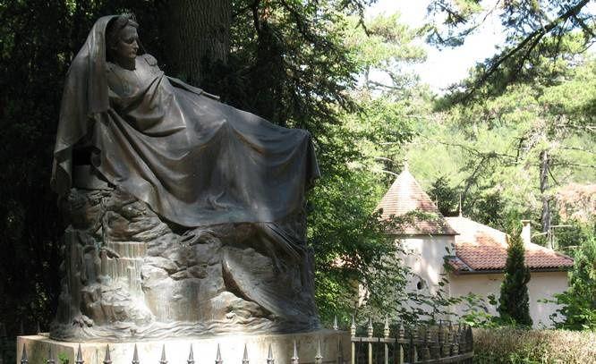 A la mémoire de Napoléon 1er, le parc Claude Noisot à Fixin
