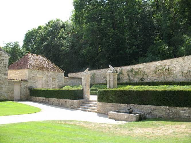 Un trésor bourguignon, l'abbaye de Fontenay (2)