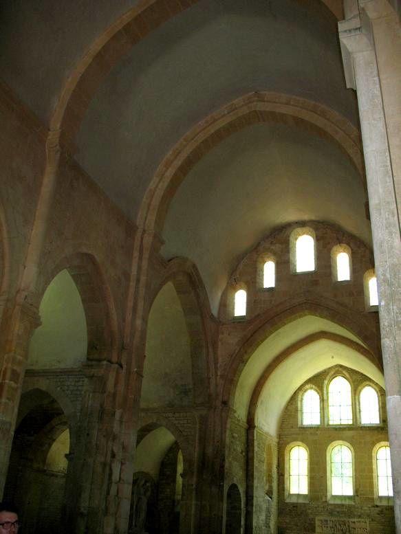 Un trésor bourguignon, l'abbaye de Fontenay (3)