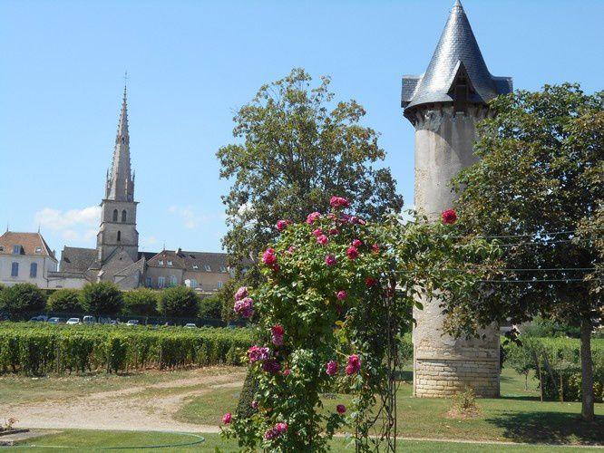 Au Château de Cîteaux, à Meursault, ce n'est pas vraiment la privation monastique !