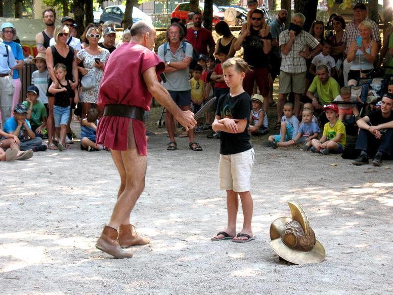 Les Romains de retour à Autun pour y faire vivre l'histoire