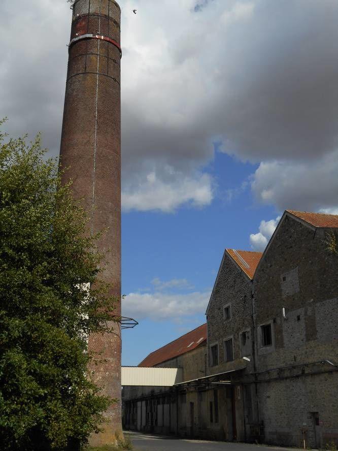 Sur le site d'une ancienne papeterie, s'écrit la splendeur de l'art contemporain à Boissy-le-Châtel