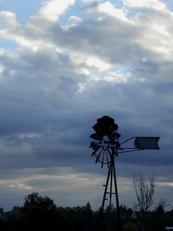 Le nez en l'air, la tête dans les nuages, à Autun