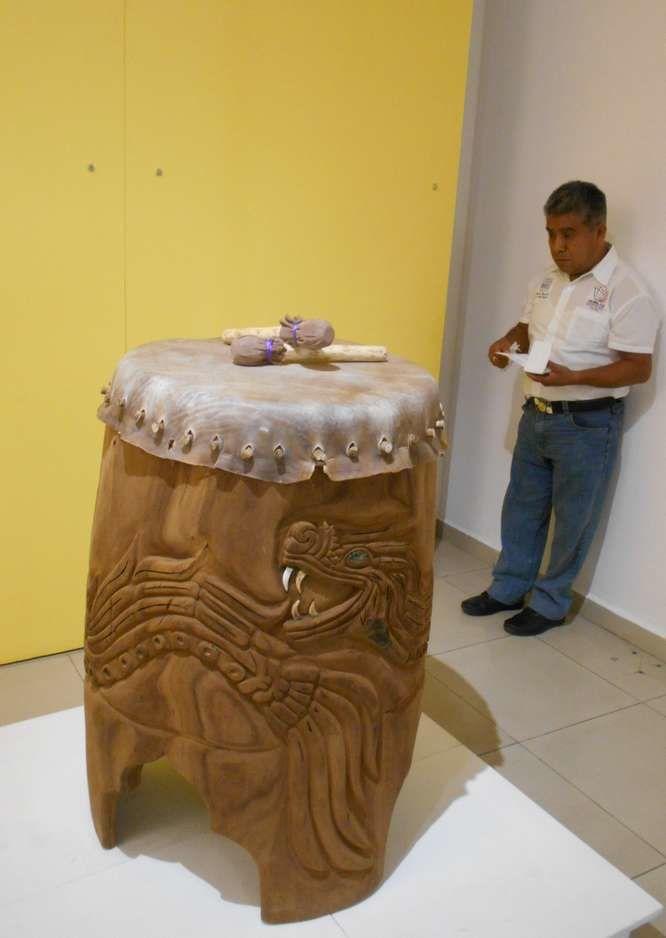 L'art  populaire à l'honneur à Cuerna, bravo aux créateurs