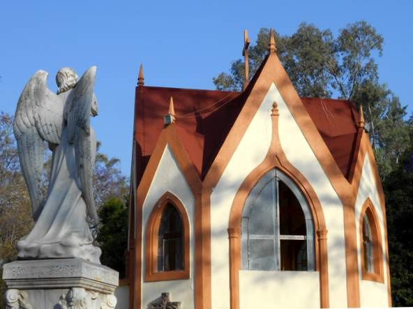 A la découverte du Panteón de la Leona, grand cimetière de Cuernavaca