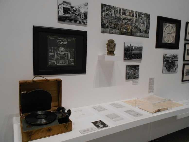 Merci au musée d'art contemporain pour son accueil et l'autorisation de photographier !