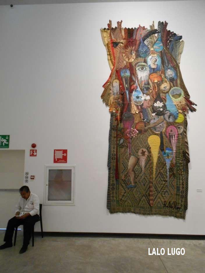 Latitud : 40 artistes contemporains à Cuernavaca, une superbe exposition de notre temps (1)