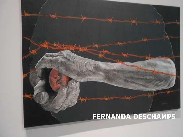 Latitud : 40 artistes contemporains à Cuernavaca, une superbe exposition de notre temps (2)