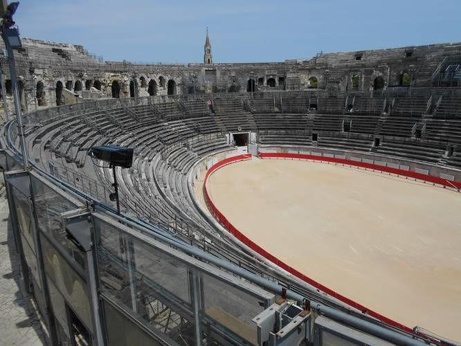 A la découverte de la Nîmes romaine