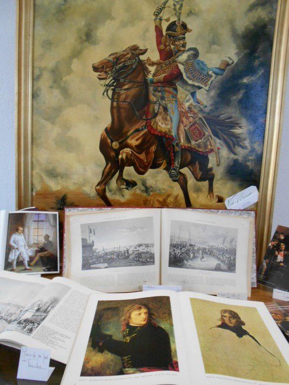 La vie de Napoléon retracée au Musée des enfants de troupe d'Autun