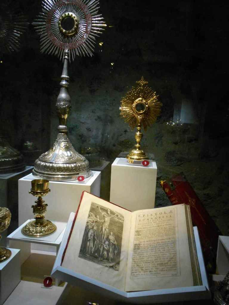 Museo de Arte Sacro : 5 siècles d'histoire en la cathédrale de Cuernavaca