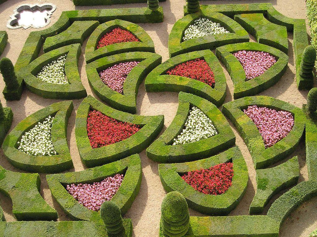 loire valley garden