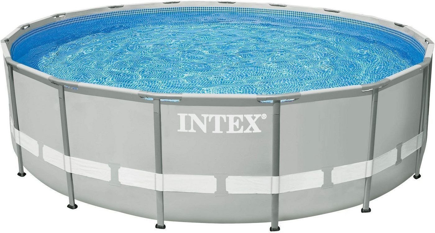Piscine Intex Ronde Ultra Frame