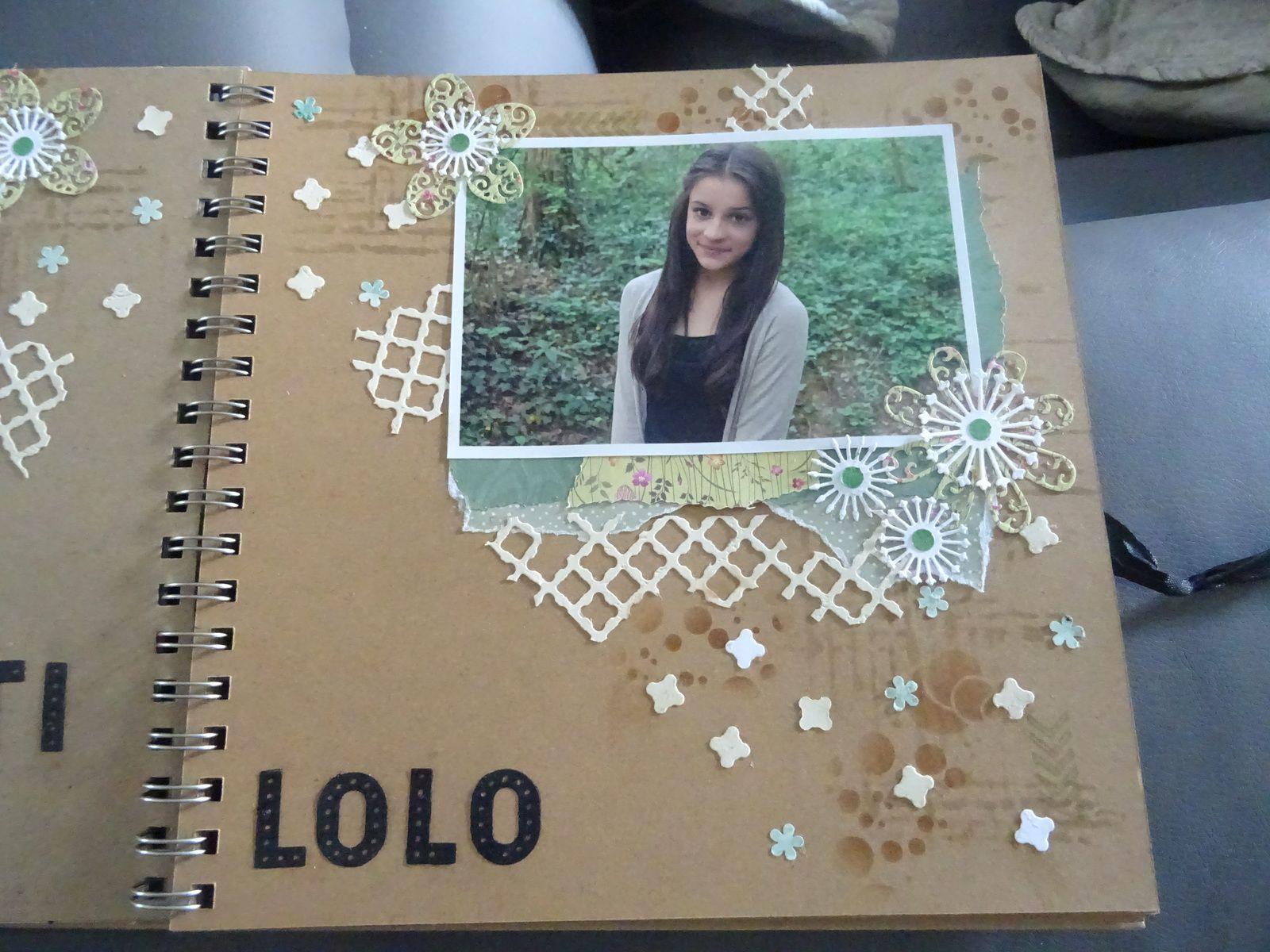 "double page ""laeti lolo"""