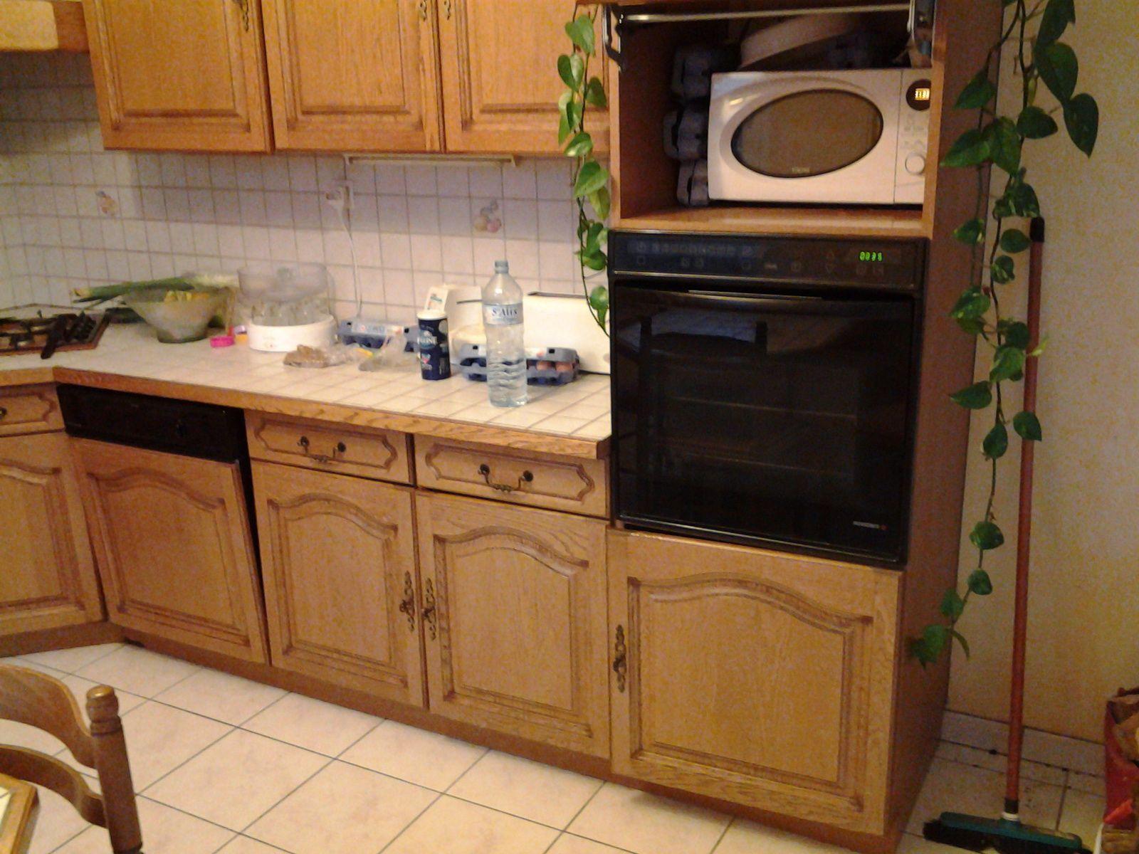 Choix De Peinture Cuisine rénover une cuisine : comment repeindre une cuisine en chêne
