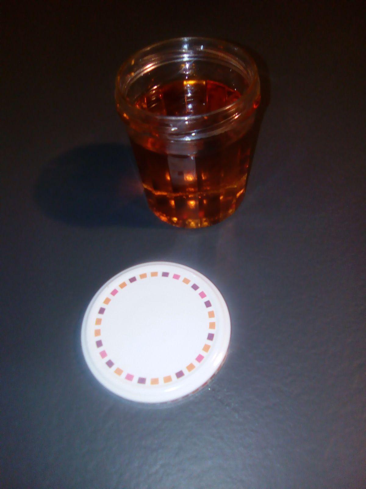 Caramel liquide qui ne durcit pas