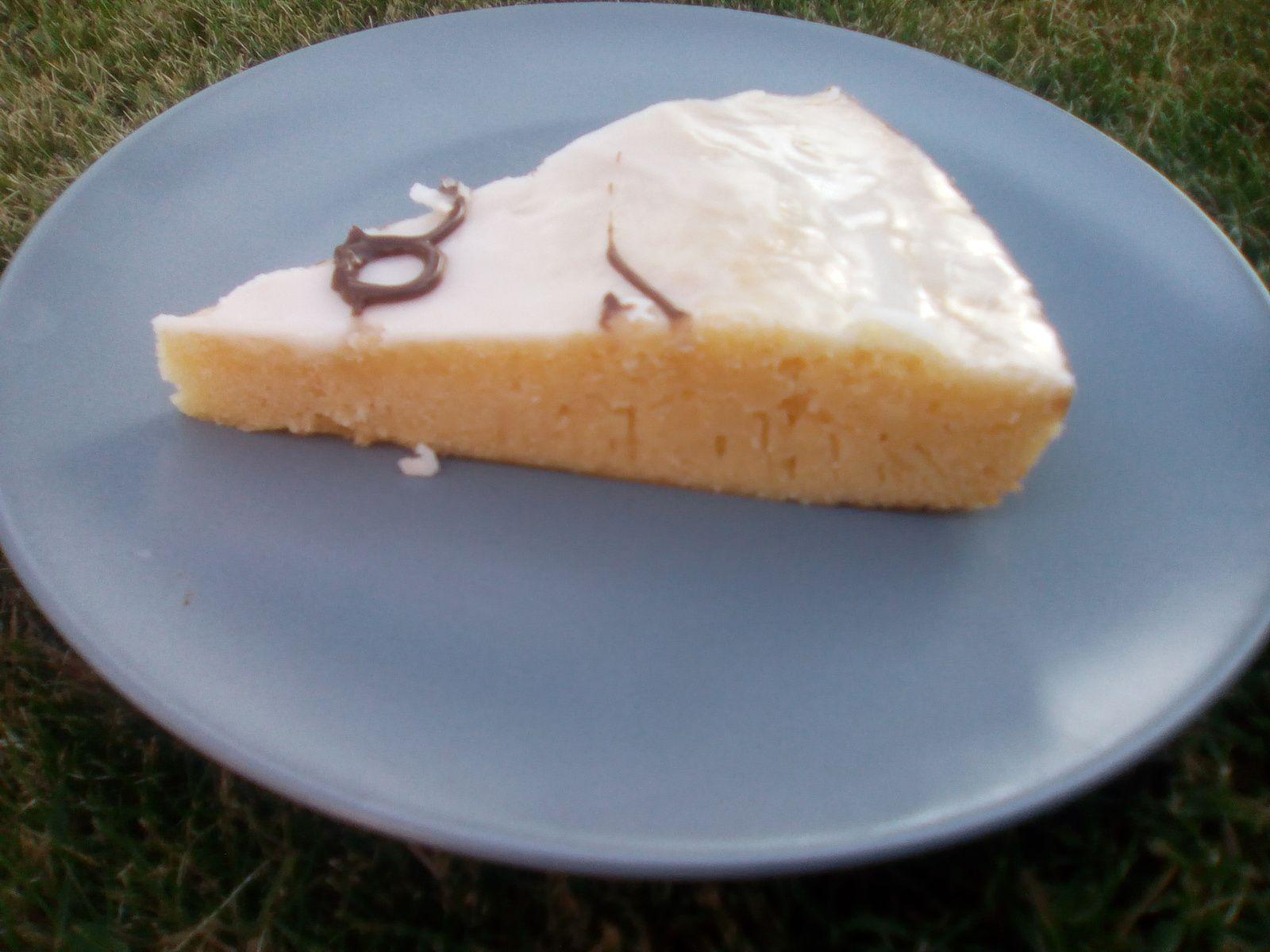 Gâteau nantais au companion (ou pas)