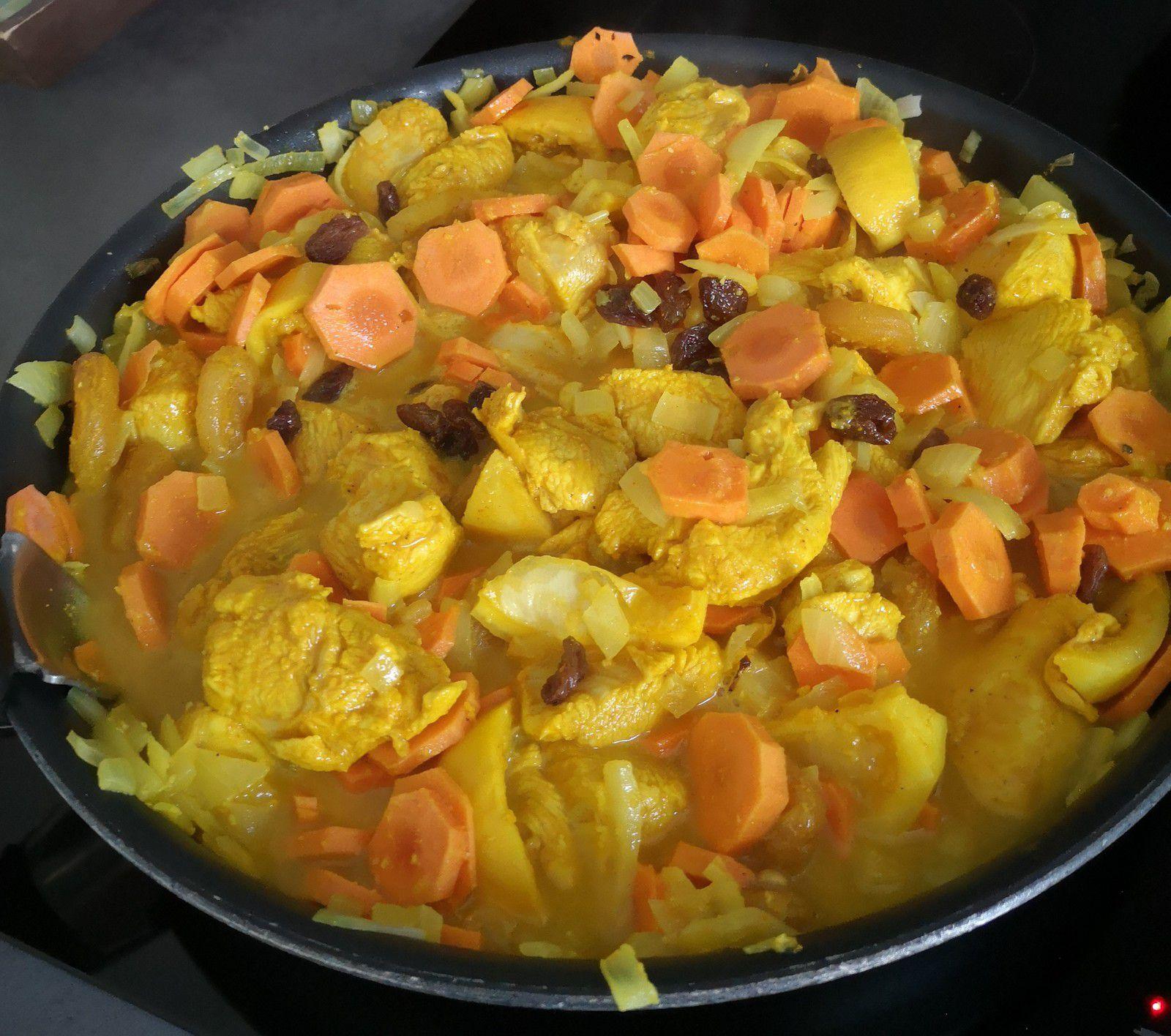 Poulet au citron façon tajine de Cyril Lignac dans tous en cuisine