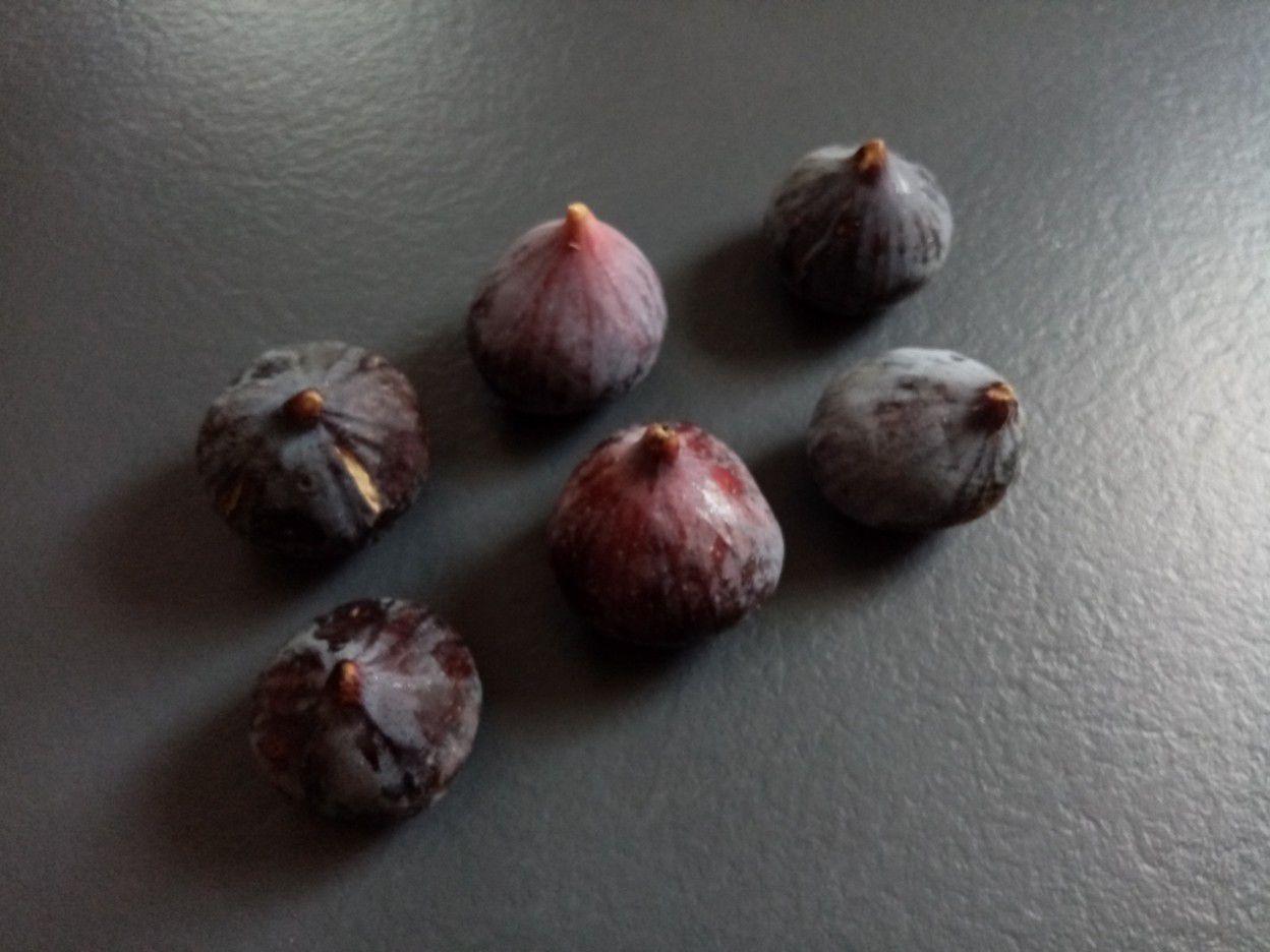 Figues rôties et spéculos de Cyril Lignac dans tous en cuisine