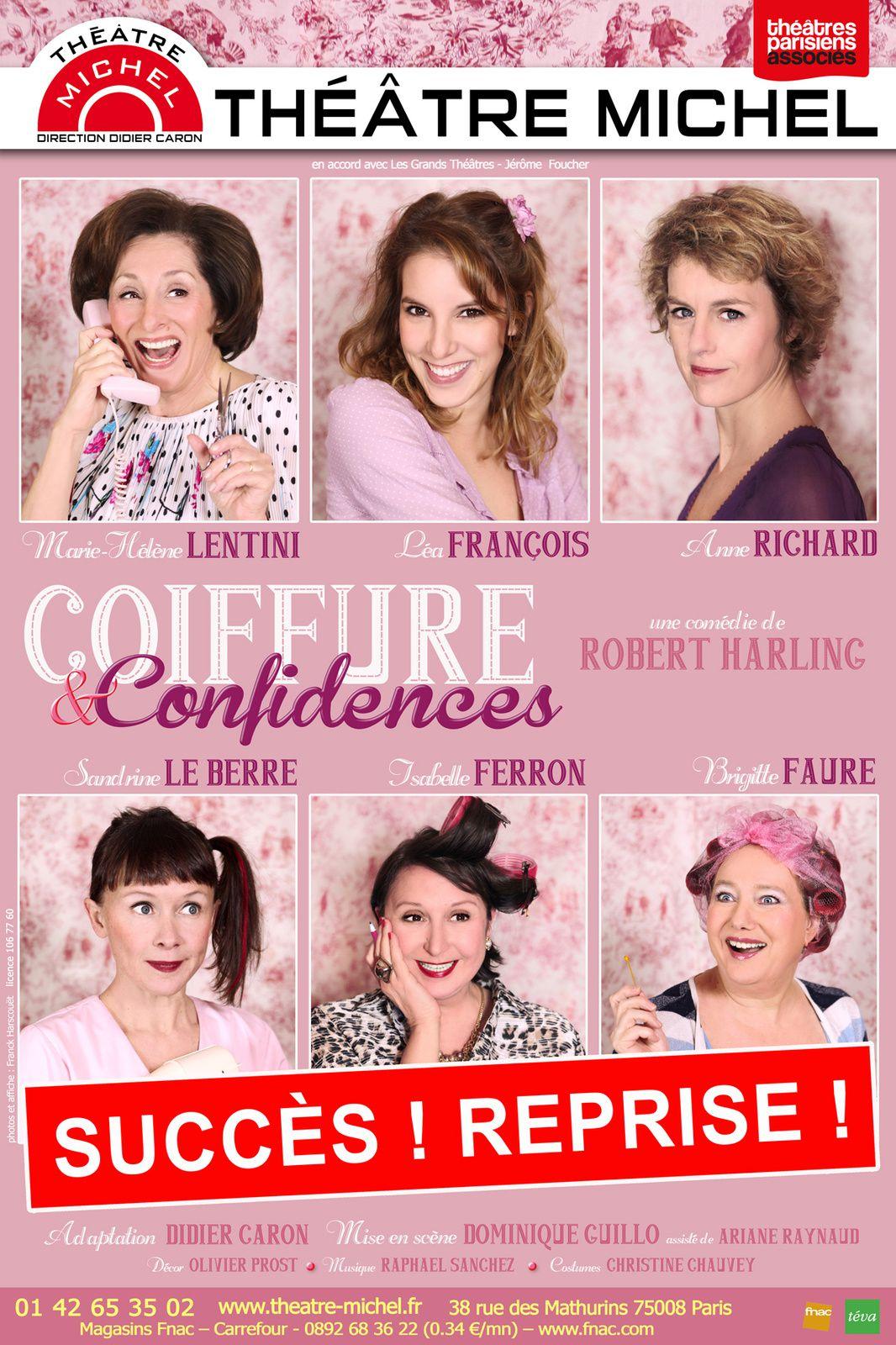 """""""Coiffure et Confidences"""" de Robert Harling"""