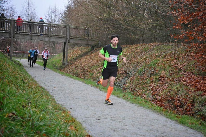 Test chaussettes compression WePerf