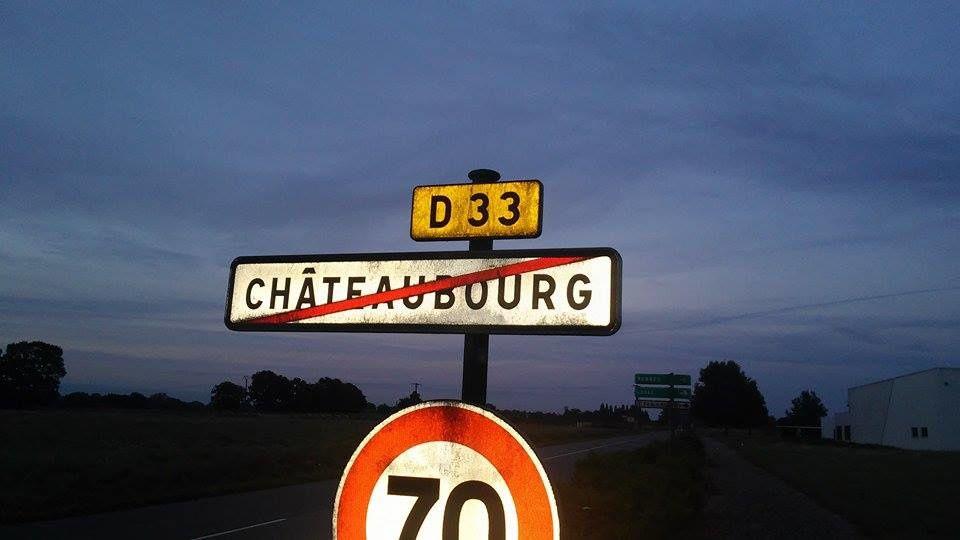 Run Trip Châteaubourg-Châteaubriant 50km