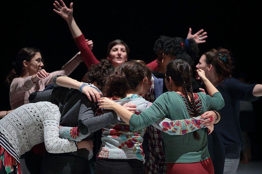 Legacy - Chorégraphie Nadia Beugré - tnb Rennes